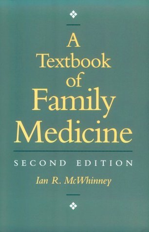 A Textbook of Family Medicine