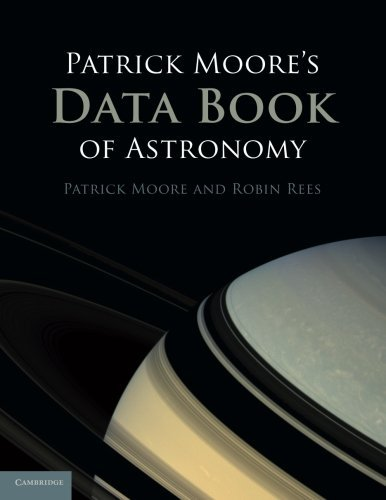 Patrick Moore's Data Book o...