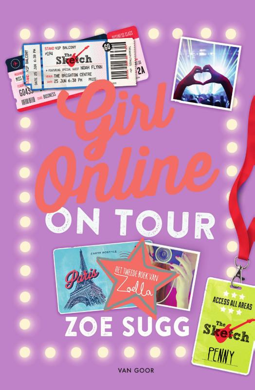 Girl Online 2 - On tour
