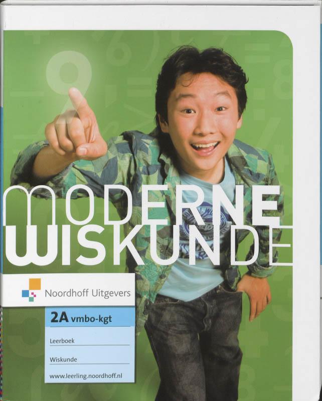 2A VMBO kader/gt Moderne wi...