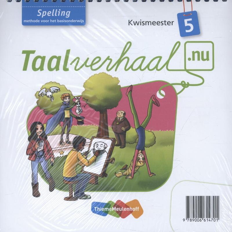 - Spelling / Kwismeester 5