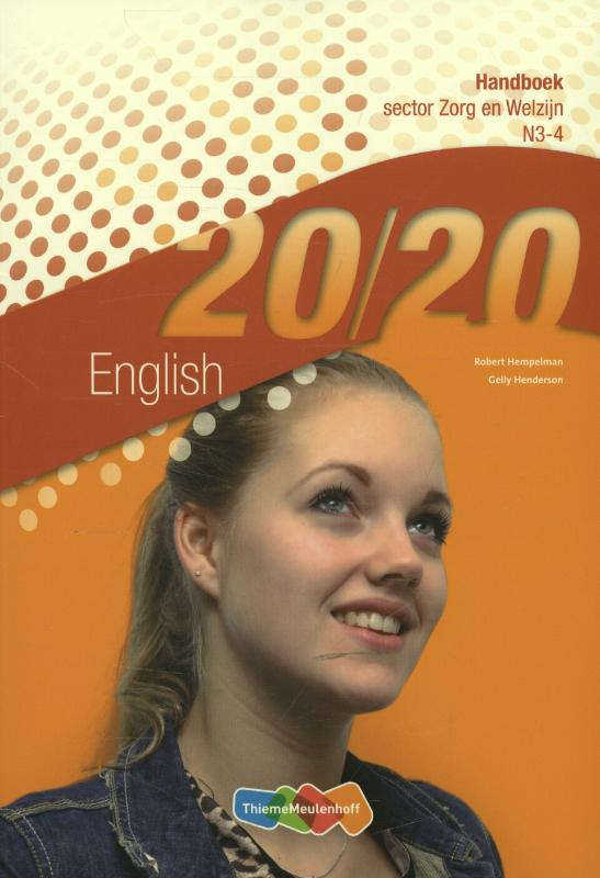 20/20 / English sector zorg...