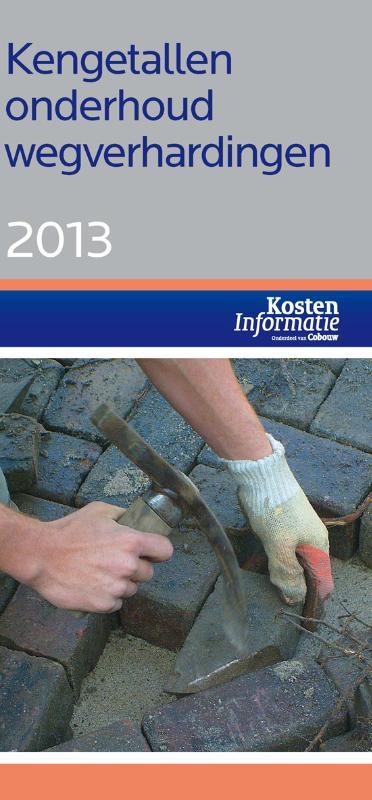 2013 Kengetallen onderhoud ...