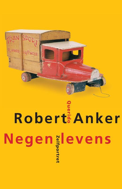 Robert Anker - Negen Levens