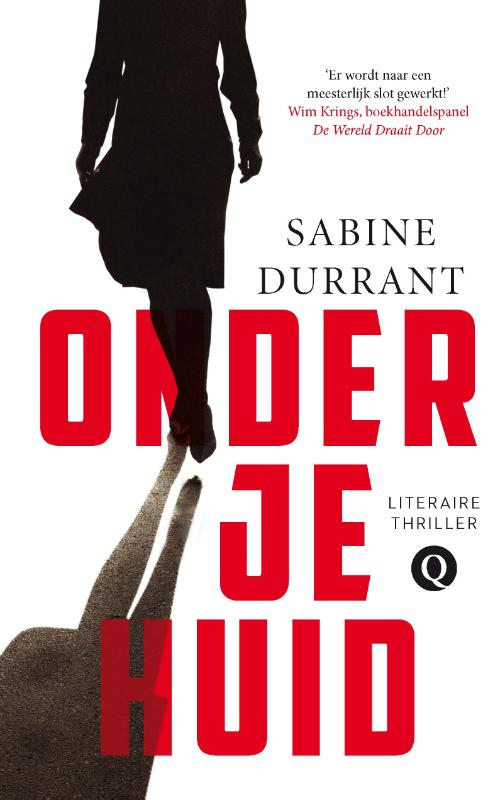 Sabine Durrant - Onder je huid