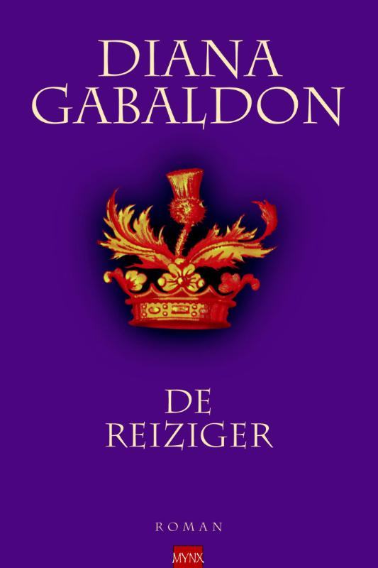 Diana Gabaldon - De reiziger