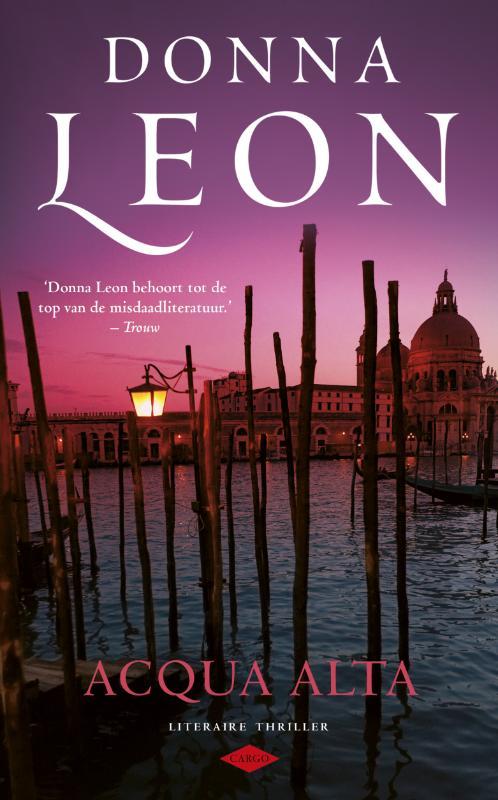 Donna Leon - Acqua alta