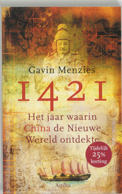 Gavin Menzies - 1421