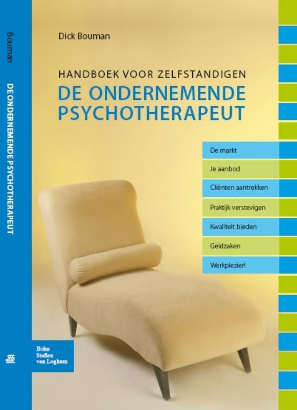 De ondernemende psychothera...
