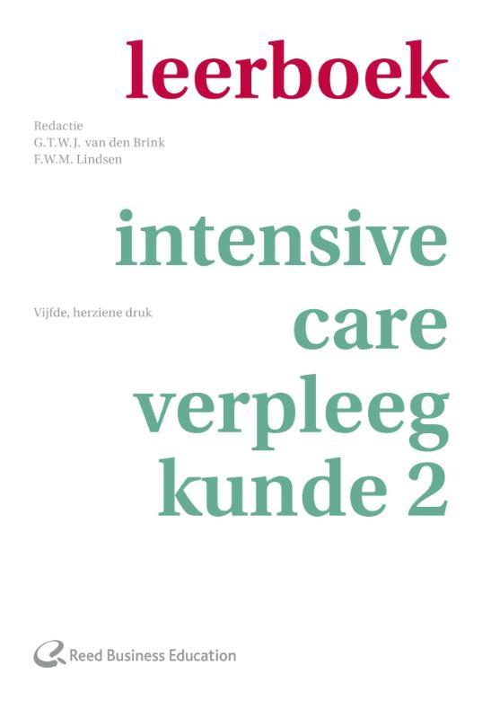 G.T.W.J Van Den Brink - Leerboek intensive-care-verpleegkunde 2