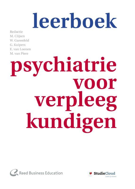 Leerboek psychiatrie voor v...