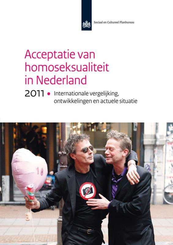 Acceptatie van homoseksuali...