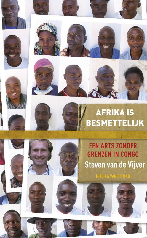 Steven van de Vijver - Afrika is besmettelijk