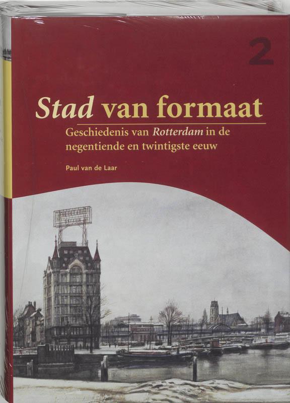P. Van De Laar - Stad van formaat
