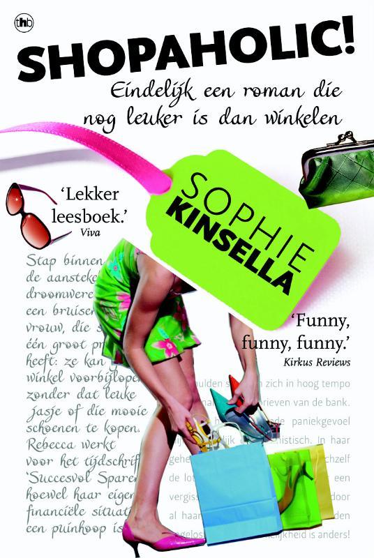 De Shopaholic!-serie - Shop...