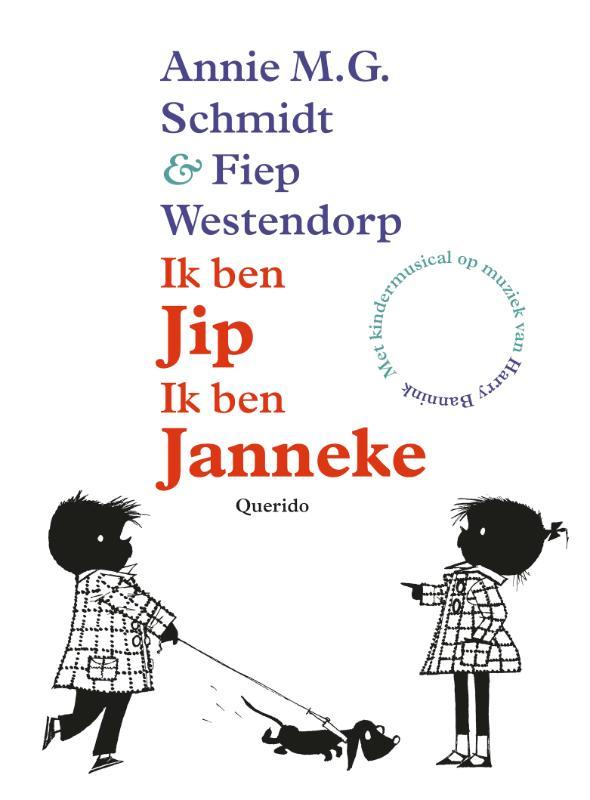 Ik ben Jip, ik ben Janneke ...