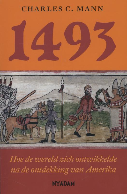 Charles Mann - 1493