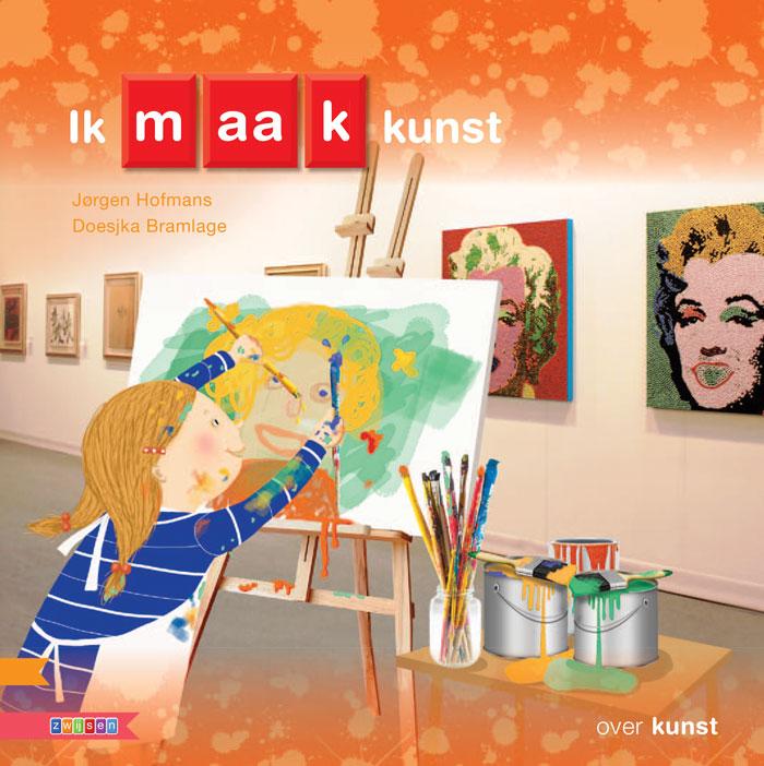 Jørgen Hofmans - Ik maak kunst