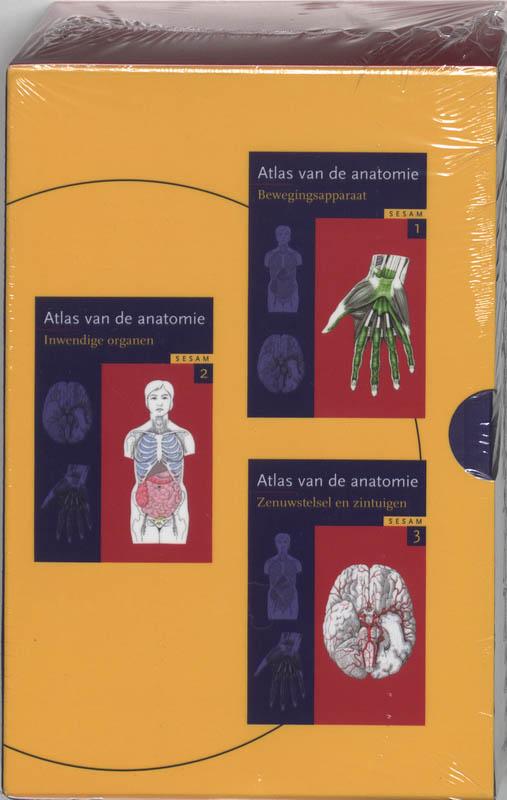 Sesam Atlas van de Anatomie...
