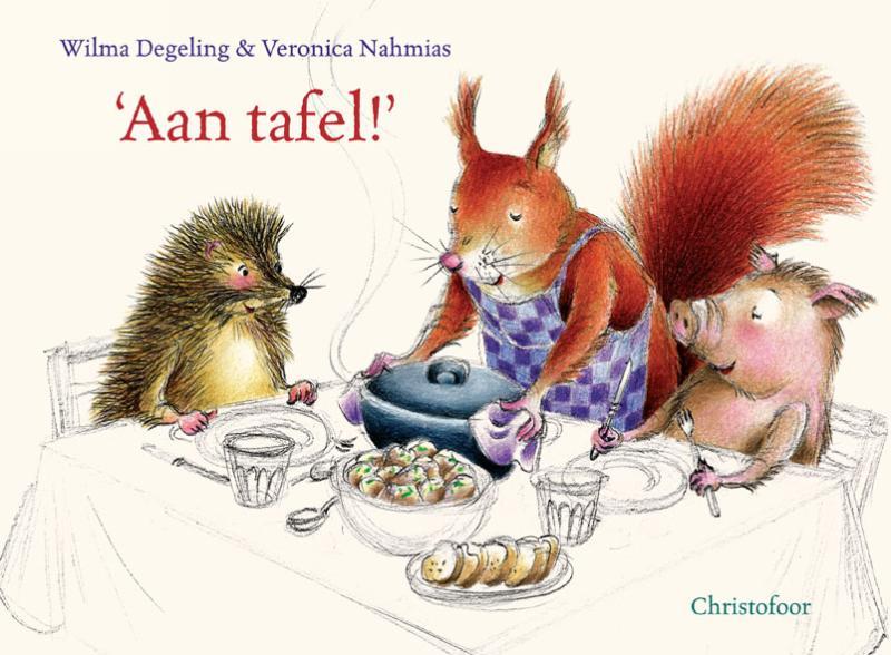 Wilma Degeling - 'Aan tafel!'