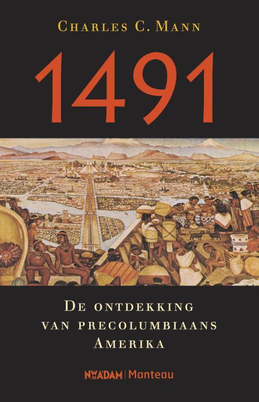Charles Mann - 1491