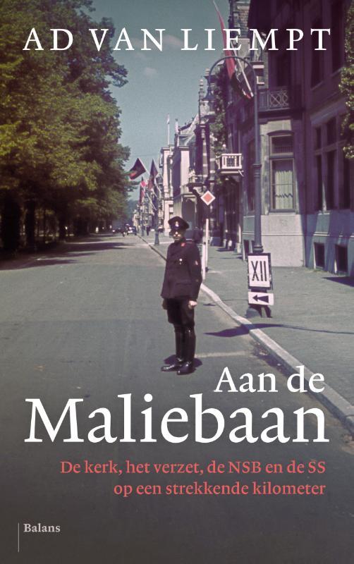 Ad van Liempt - Aan de Maliebaan